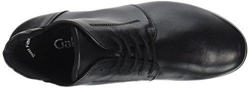 27 Mujer Gabor Shoes Schwarz Negro Botas Basic Gabor para 76Hxw