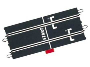 SCX Digital Terminal Slot Car Track 7 Port Wide Plug