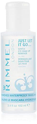 Rimmel Eye Makeup Remover, 100 ml, 3.4 Fluid Ounce