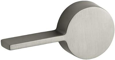KOHLER K-9466-L-BN Cimarron Left Hand Trip Lever, Vibrant Brushed Nickel