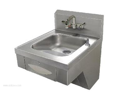 Physically Challenged Hand Sink - 4