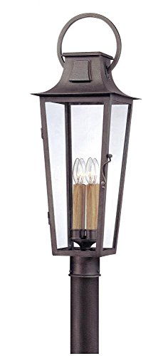 French Outdoor Lamp Posts - 6
