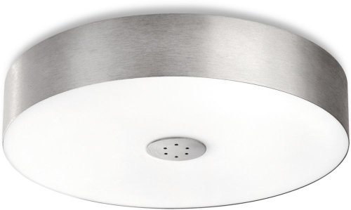 Philips 40340/48/48 Ecomoods Energy Efficient Ceiling Light, Aluminum