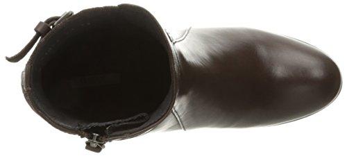 Geox Women's D Lise ABX a Combat Boots, Coffee, 3 UK Braun (Coffeec6009)