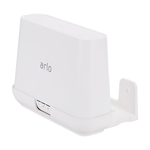 EEEKit Protective Stand Holder Mount for Arlo Pro Base Station Security Camera, Indoor Wall Mount Bracket for Arlo Pro Base Station
