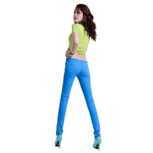Hips Pieds Jeans 2 d't Pants Pencil Femmes RXF Thin Pantalons Slim d1YPEqwx