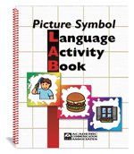 Picture Symbol Language Activity Book: A Communication Board Picture Resource (Augmentative Communication Book Series) (Assistive Technology For Speech And Language Disorders)