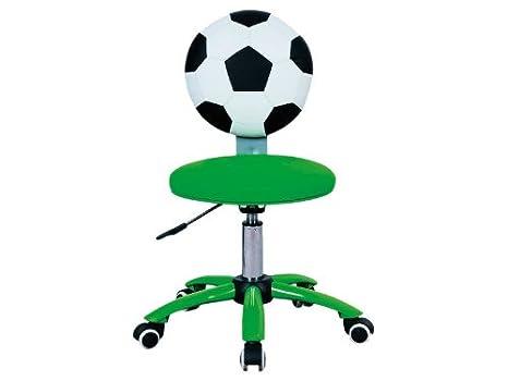 Sedie Da Scrivania Per Ragazzi : Sedia da scrivania per bambini modello pallone da calcio