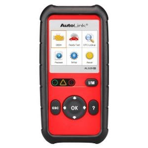 Vehicle Code Reader >> Amazon Com Autel Al529hd Heavy Duty Vehicle Code Reader Home