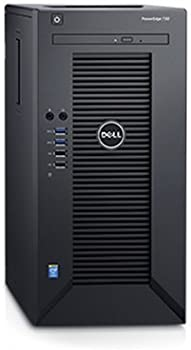 Dell PowerEdge T30 Mini Tower Server (Quad Xeon E3-1225 v5 / 8GB / 1TB)
