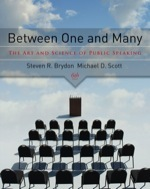 Read Online Between One & Many- Art & Science of Public Speaking 6th EDITION pdf