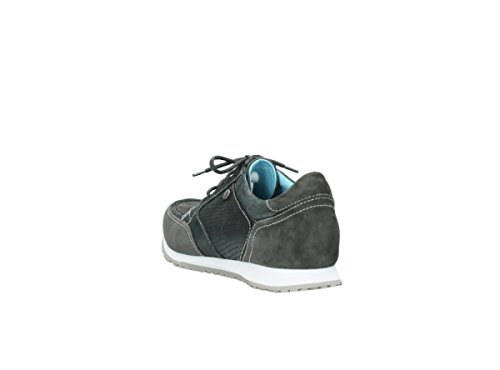 Comfort Ewood Sneakers 40210 Wolky Leather Anthracite T7CqUwxd