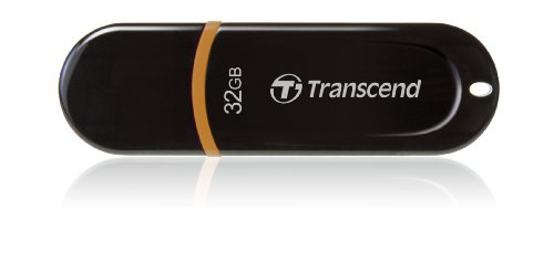 Transcend Flash Drive 32 GB Flash Drive TS32GJF300