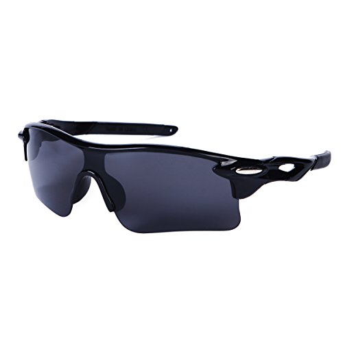 Southern Seas Cycling Sports Glasses Outdoors Fishing Biking Cool Look Gray - In Sunglasses Latest Look