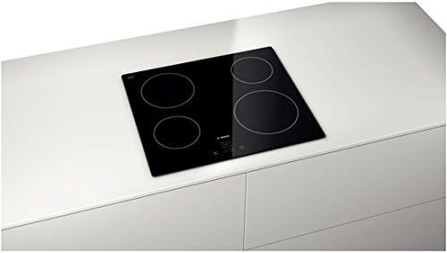 Bosch PKE611D17E piano cottura Nero Incasso Ceramica