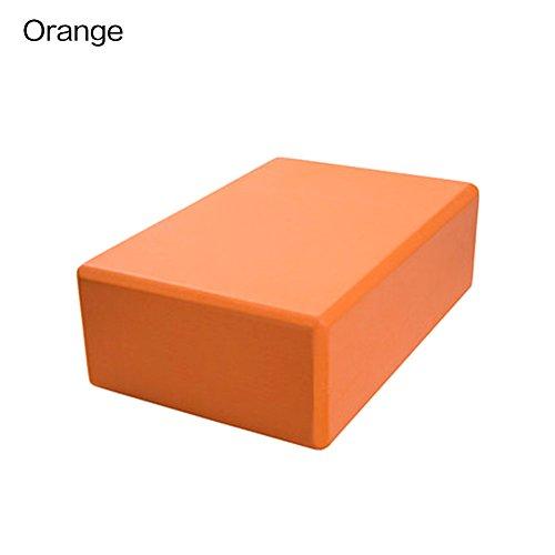 Henry Markison High Density Foam Yoga Block-Multi Color Available