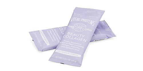 Vital Proteins, Collagen Beauty Water Lavender Lemon Stick Pack Single, 15 Gram