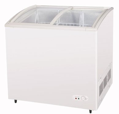 Turbo Air TSD-36CF Ice Cream Merchandising Chest Freezer, 7.3 cu. ft.