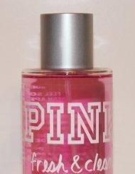 Victoria's Secret Pink Fresh & Clean Fragrance Body Mist New Bottle 250 Ml / 8.4 Fl Oz