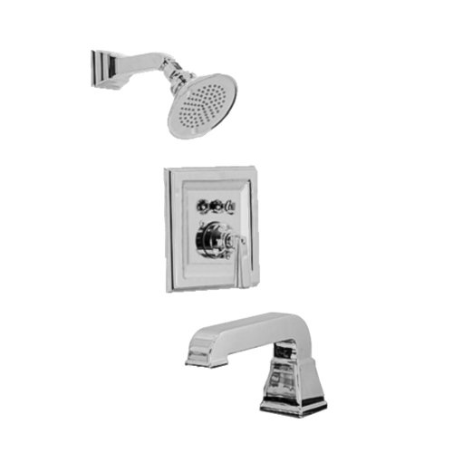American Standard T555.502.295 Town Square Bath/Shower Trim Kits Only, Satin Nickel