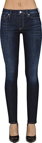- Calvin Klein womens Straight Leg, Dark Used, 29 Short