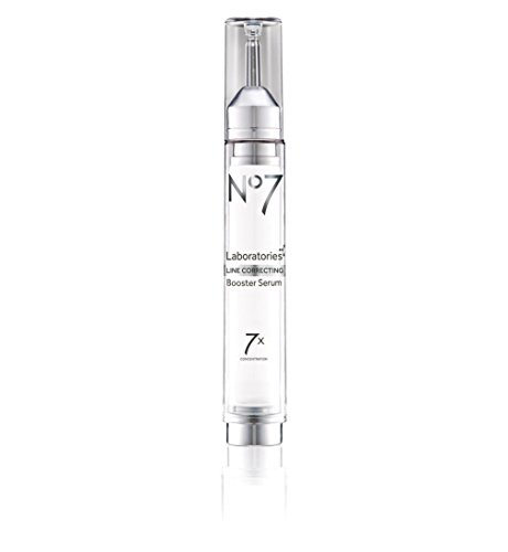 (No7 Laboratories LINE CORRECTING Booster Serum 15ml)