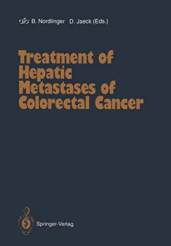 Treatment of Hepatic Metastases of Colorectal Cancer (French Association of Surgery)