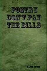 Poetry Don't Pay The Bills Paperback