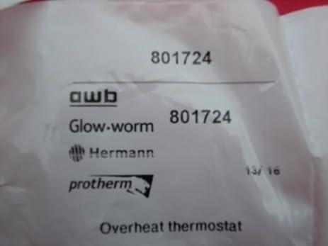 Amazon.com: Glowworm 12 15 18 24 30 & 38 CXI HXI & SXI BG330 ...