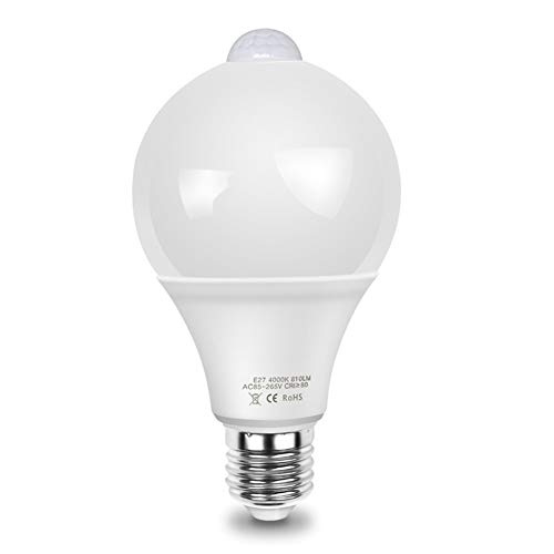 Motion Sensing Led Light Bulb