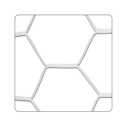 Net Soccer Hexagonal (Champro Braided Hexagonal Net (White, 4-mm))