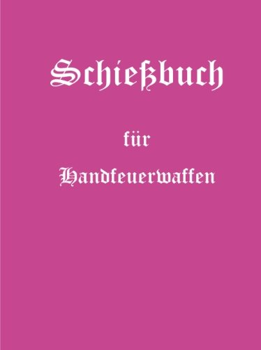 Schiessbuch - Damen