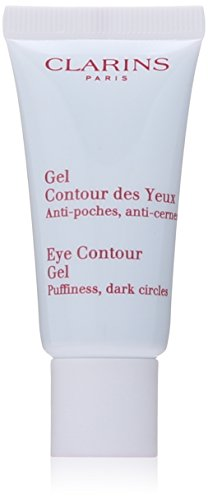 Clarins New Eye Contour Gel for Unisex, 0.7 Ounce (Clarins Super Restorative Total Eye Concentrate 15ml)