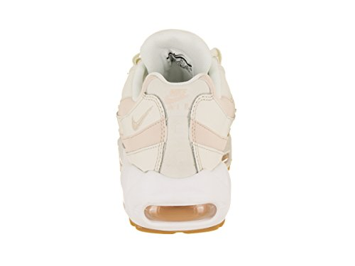 WMNS 95 001 White Max Chaussures Sail Brown Gum Femme Nike Guava de Light Multicolore Air Gymnastique Ice taUpdxd