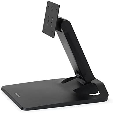 Up to 27 Screen Support 153193C Black 23.70 lb Load Capacity Ergotron Neo-Flex Display Stand