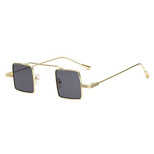 métal lunettes de femmes Résine extérieure C1 et Shades Yying Frame hommes pour soleil Square SxTnEYw1fq