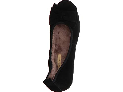 Pour 227 Ballerines 90144 La Ballerina Femme Noir 00 7Anq1Xf