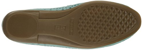Aerosoles Damen Sie Betcha Slip-On Loafer Blau / Grün Nubuk