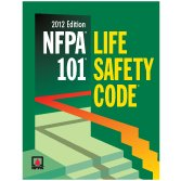 NFPA 101®: Life Safety Code® Handbook 2012 ()