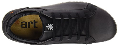 ART 1130 Olio I Express, Zapatos de Cordones Derby Unisex Adulto Negro (Black)