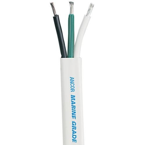 (Ancor Triplex Cable - 10/3 AWG - 100')