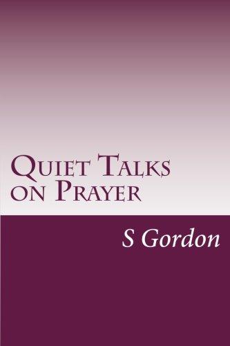 Quiet Talks on Prayer PDF