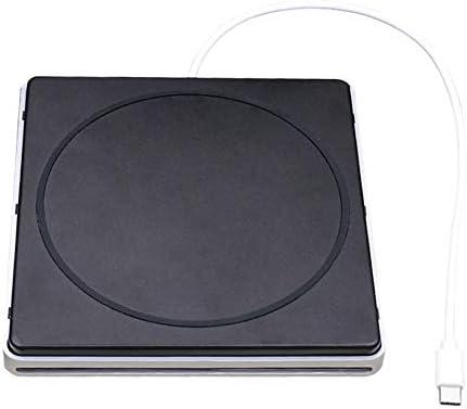 DVDドライブ ポータブルDVDバーナー光学ドライブ外付けスロットモバイルPCのラップトップライト読むUSB2.0ホームオフィス JPLJJ