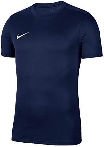 NIKE(ナイキ) メンズ パーク VII S/S ジャージ ゲームシャツ スポーツウェア プラクティスシャツ 半袖 Tシャツ bv6708-2XL-410