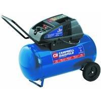 Campbell Hausfeld WL6502 20 Gallon ASME Horizontal Air Compr