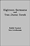 Eighteen Sermons and Two Divrei Torah