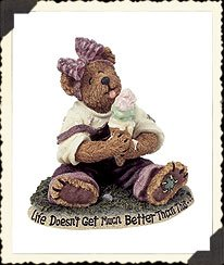 (Boyd's Bears BJ Mc Scoop Brain Freeze)