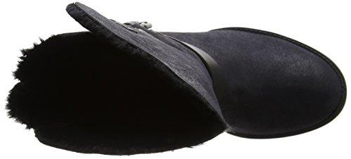 Lining SHR Blk Drapped Katti Botas para Lam Blowfish Black Mf Mujer 7BpqRvT