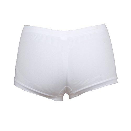 im Angebot DODOING Neue Art und Weise Damen Sommer Frauen Sport Gymnastik Trainings Dünne Yoga Shorts Hosen Weiß EPuvhFsz