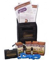 Canine Care Kit- A kit of Amber Technology Products for the average dog owner to help overcome common ailments such as parvo, coccidia, and giardia.